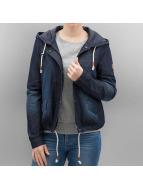 Only Демисезонная куртка onlSkylar синий