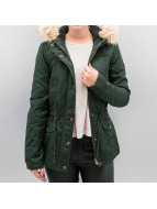 Only Зимняя куртка onlKate зеленый