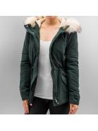 Only Зимняя куртка onlLucca зеленый