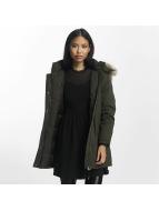Only Зимняя куртка onlSarah зеленый
