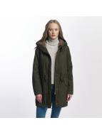 Only Зимняя куртка onlFavourite зеленый