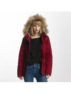 Only Зимняя куртка onlKate красный