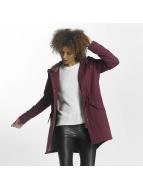 Only Зимняя куртка onlFavourite красный