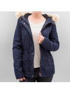 Only Зимняя куртка onlKate синий