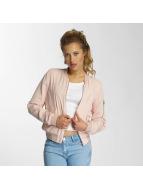 Only Куртка-бомбардир onlQuick розовый