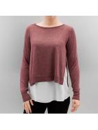 Only Пуловер OnlSue пурпурный