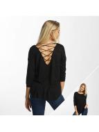 Only Пуловер onlSky String 3/4 черный