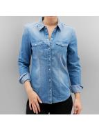 Only Рубашка onlRock It синий