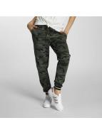 Only Спортивные брюки onlPoptrash Easy Chino камуфляж