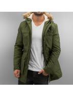 Only & Sons Зимняя куртка onsJohn зеленый