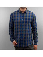 Only & Sons Hemd onsSeattle blau