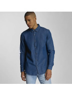 Only & Sons Hemd onsDenim Clean blau