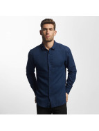 Only & Sons Hemd onsTudor blau