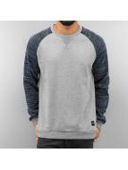 Only & Sons Pullover onsWaffel Indigo grau