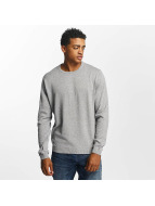 Only & Sons Pullover onsAlex Crew Neck grau