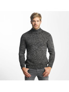Only & Sons onsHarole High Neck Sweater Light Grey Melange