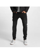 Only & Sons Skinny Jeans onsWarp čern