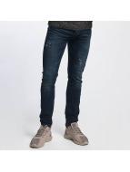 Only & Sons Skinny Jeans onsWarp blau