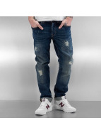 Only & Sons Straight Fit Jeans onsWeft Breaks blau