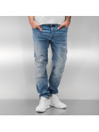 Only & Sons Straight fit jeans onsLoom Breaks blauw
