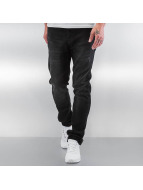 Only & Sons Straight Fit Jeans onsLoom svart