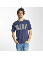 Only & Sons onsDouglas Washed Printed T-Shirt Mood Indigo
