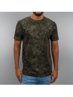 Only & Sons t-shirt onsNando Fitted camouflage