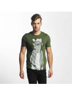 Only & Sons T-Shirt onsChristian grün