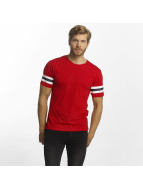 Only & Sons T-Shirt onsStripe rouge