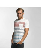 Only & Sons T-shirtar onsTue Fitted vit