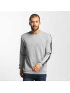 Only & Sons onsColter Printed Crew Neck Light Grey Melange