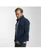 Only & Sons Übergangsjacke onsChris Camp Denim blau