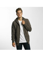 Only & Sons onsFiske Zip Hoody Deep Depths