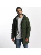 Only & Sons Winter Jacket onsJohann green