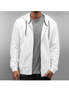 Only & Sons Zip Hoodie onsNew Finlo white