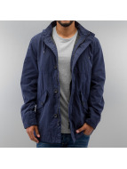 Only & Sons Zomerjas Jeeves Hood blauw