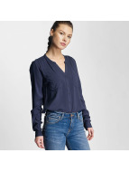 Only Blouse onlFirst blauw