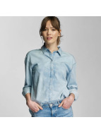 Only Blouse OnlLaura blauw