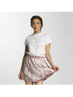 Only Blouse/Chemise onlOzzy Small Frill blanc