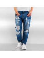 Only Boyfriend jeans onlTonni Destroyed Boyfriend blå