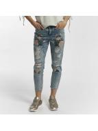 Only Boyfriend Jeans Tonni blue