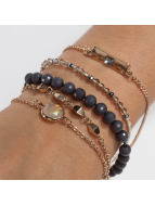 Only Bracelet onlBetty 5 Pack gray