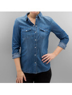 Only Camicia onlRock It blu