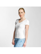 Only Camiseta onlLive Love blanco