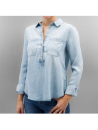 Only Camiseta de manga larga onlMaja azul
