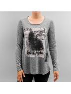 Only Camiseta de manga larga onlClara gris