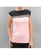 Only Camiseta onpSylvia Seamless fucsia