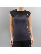 Only Camiseta onpSylvia Seamless gris