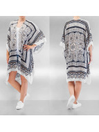Only Cardigan onlIlia Weaved Poncho blanc