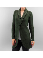 Only Cardigan onlNew Rami Long Button green